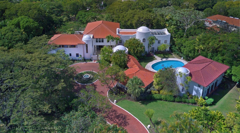 Elsewhere villa in Sandy Lane, Barbados