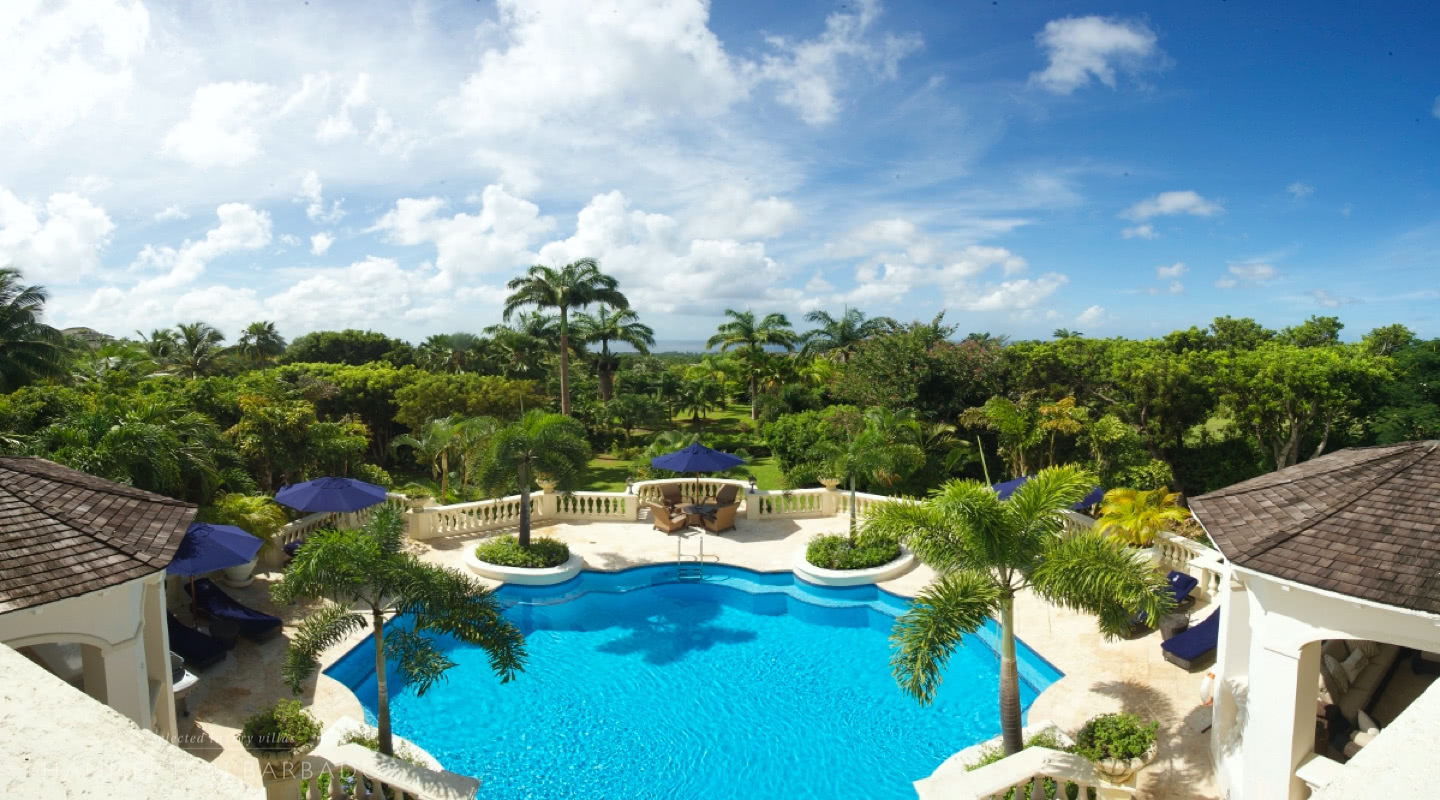 Plantation House villa in Royal Westmoreland, Barbados