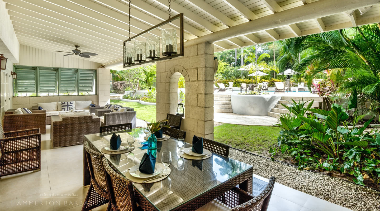 Capri Manor villa in Mullins, Barbados