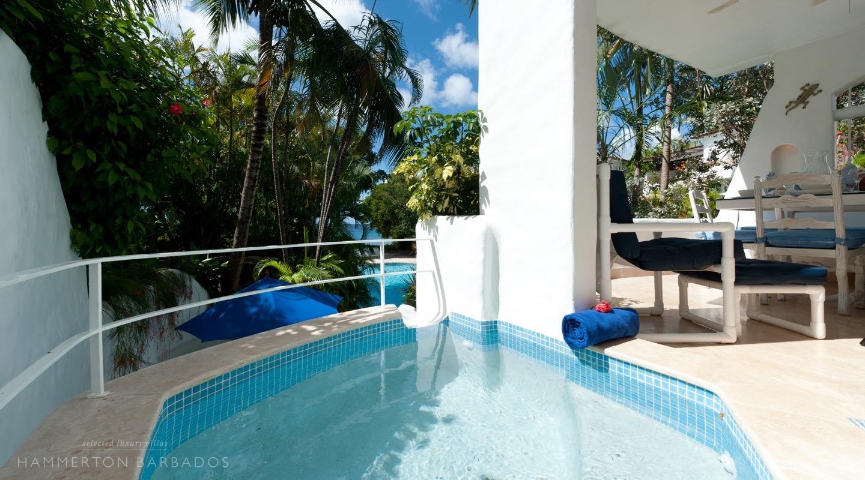 Merlin Bay - Gingerbread villa in The Garden, Barbados