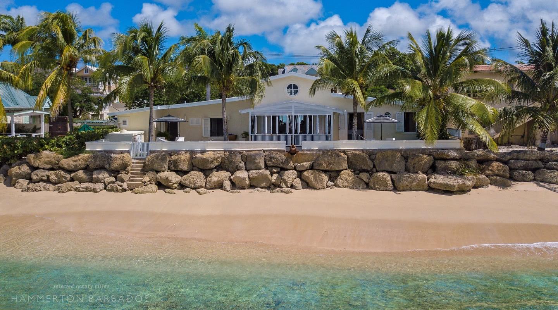 Little Good Harbour House villa in Shermans, Barbados