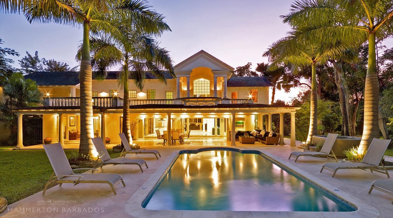 Amberley House villa in Sandy Lane, Barbados