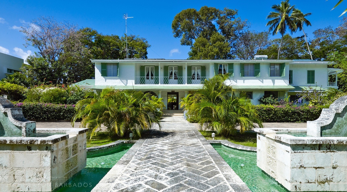 St. Helena villa in Old Queens Fort, Barbados