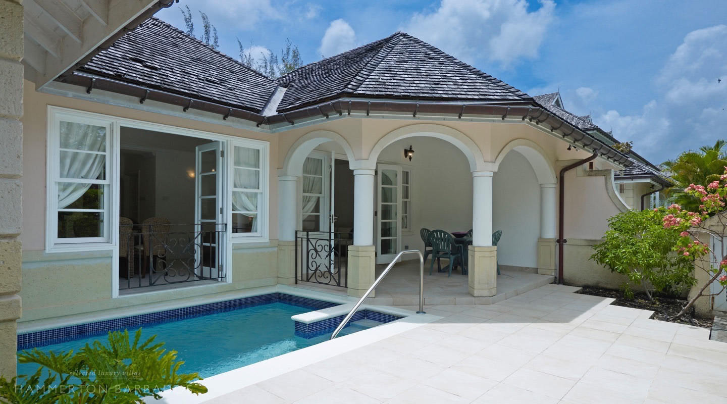 The Falls - Villa No.1 villa in Sandy Lane, Barbados