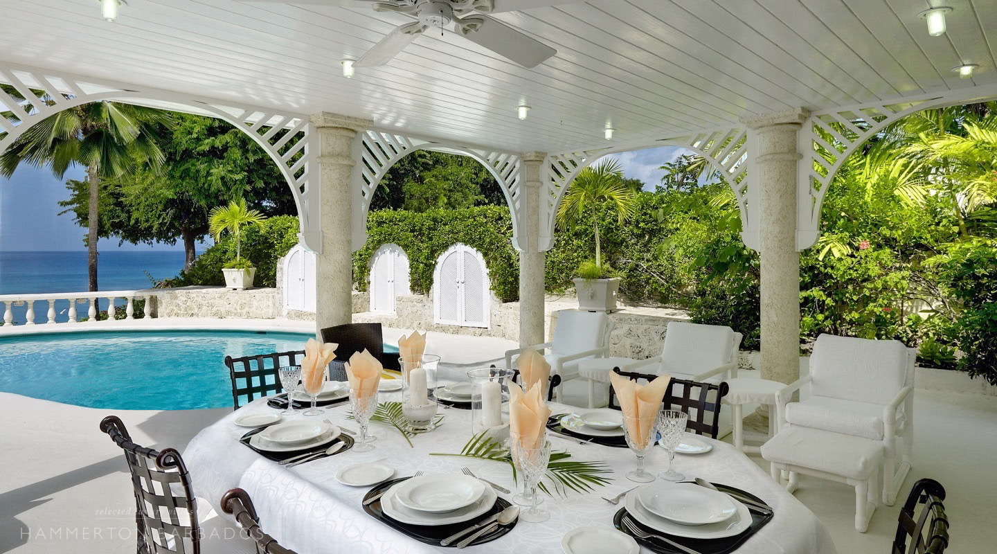 Whitegates villa in The Garden, Barbados