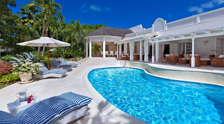 Klairan villa in Sandy Lane, Barbados