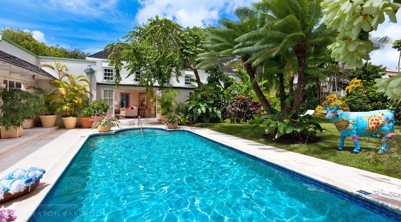 Leamington House villa in Speightstown, Barbados