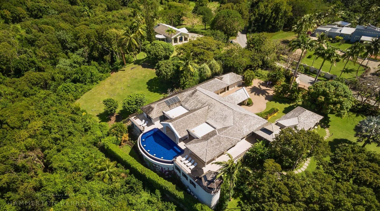 Kailani villa in Plumtree, Barbados