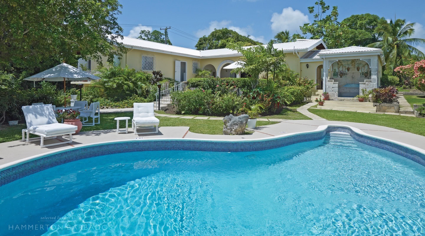 Casa Bella villa in Sunset Ridge, Barbados