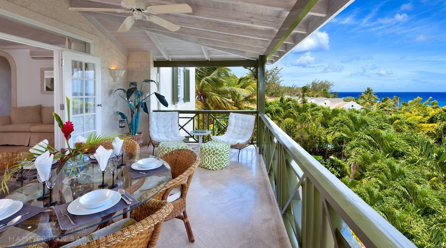 Beacon Hill 305 - The Penthouse villa in Mullins, Barbados