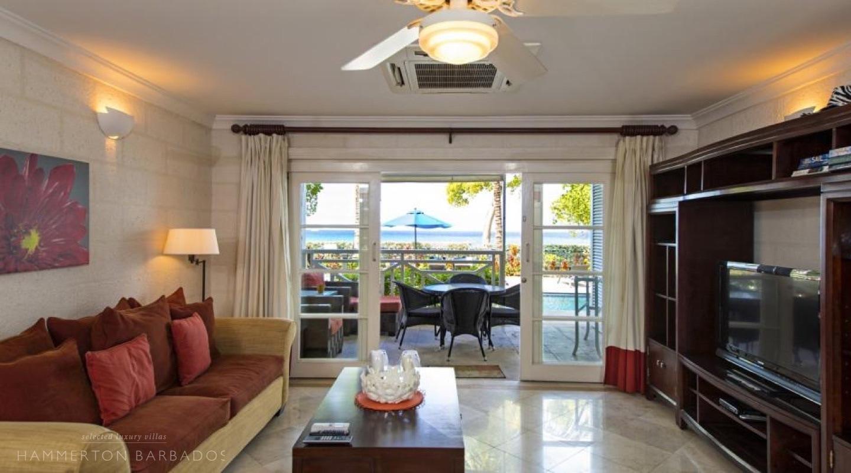 Waterside 104 villa in Paynes Bay, Barbados