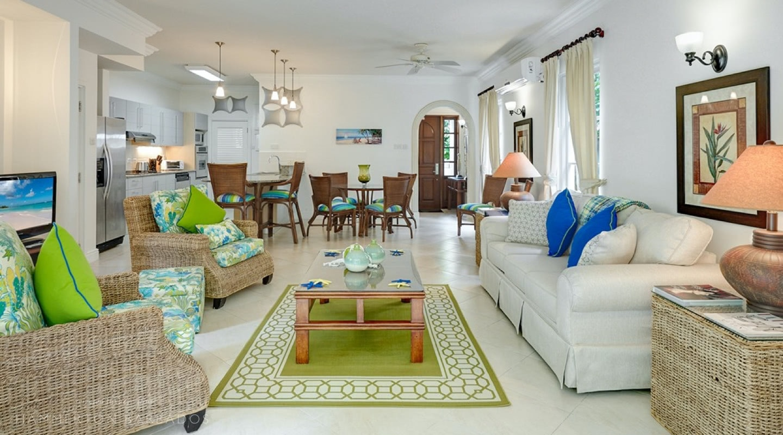 The Falls - Townhouse 8 villa in Sandy Lane, Barbados