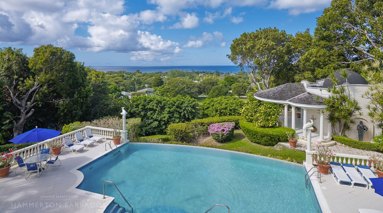Bohemia villa in Sandy Lane, Barbados