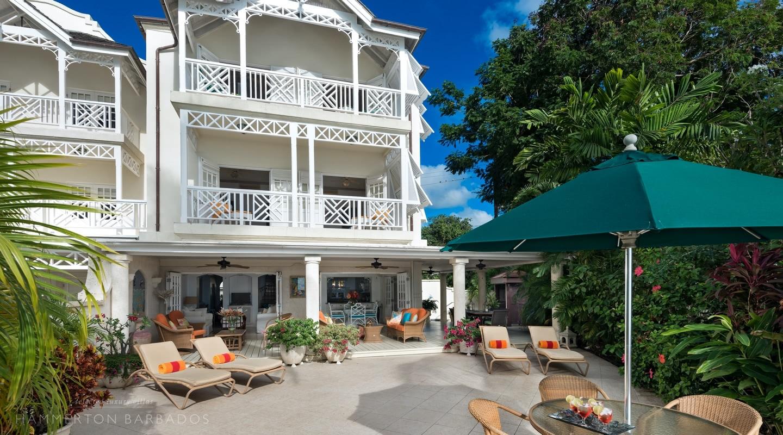 Mahogany Bay - Seashells villa in Paynes Bay, Barbados