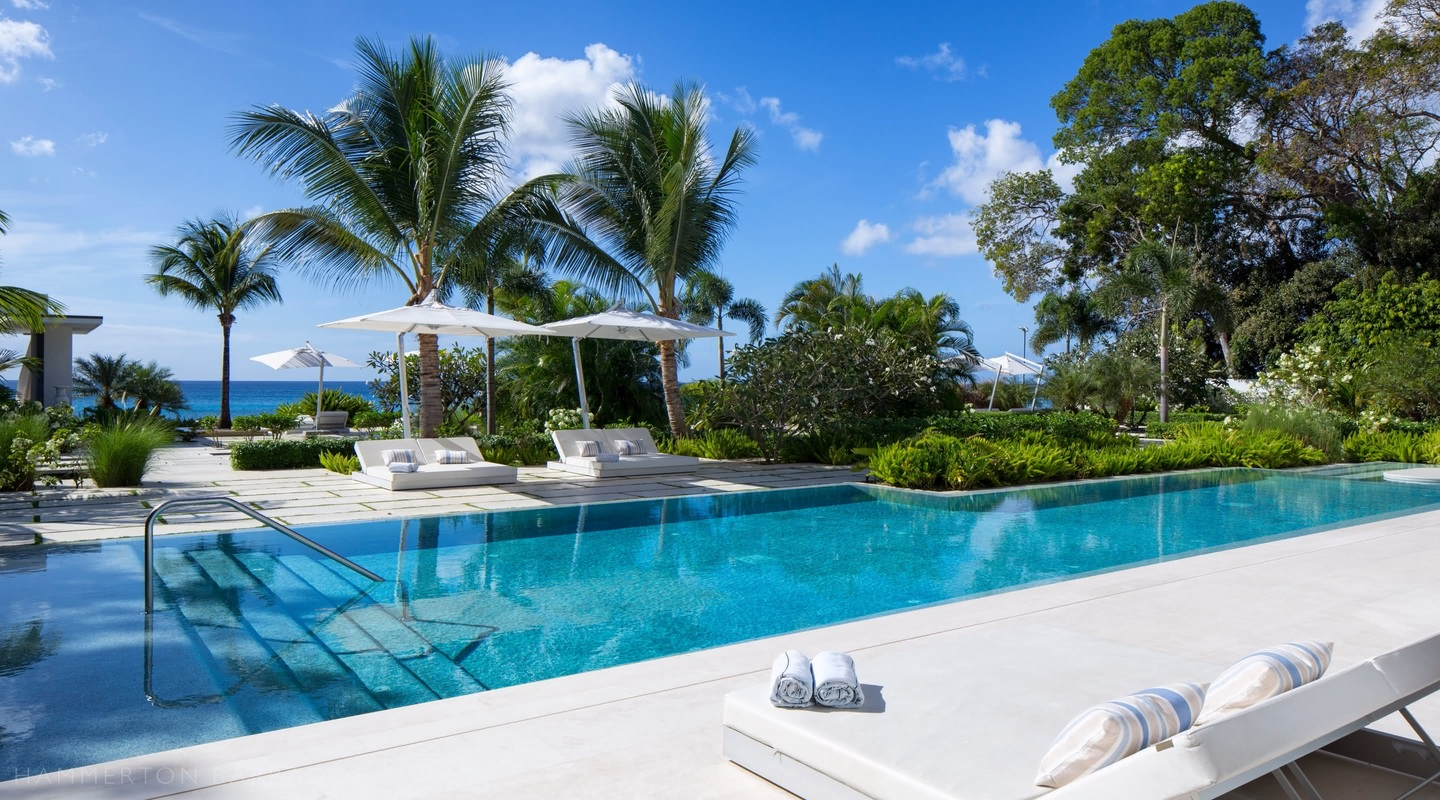 Alaya villa in Old Queens Fort, Barbados