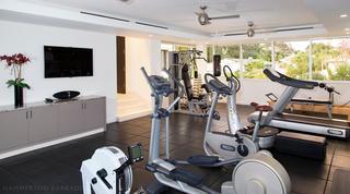 Alaya Villa's Luxury indoor gym