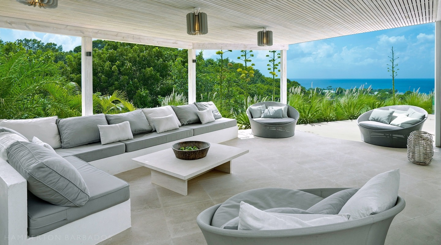 Atelier House villa in Carlton Ridge, Barbados