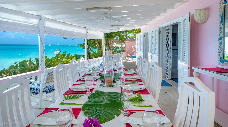 Belair villa in Mullins, Barbados