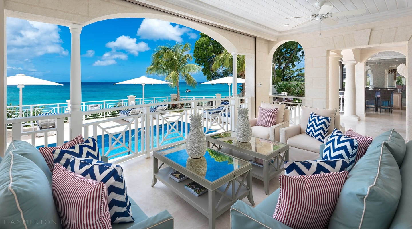 Blue Lagoon villa in The Garden, Barbados