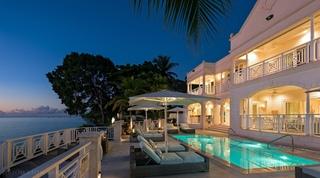 Blue Lagoon villa in The Garden, Barbados