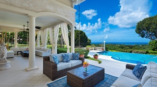 Bohemia villa in Sandy Lane, Barbados