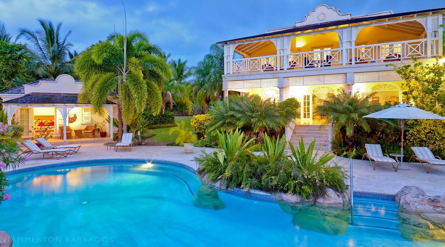 Calliaqua villa in Sugar Hill, Barbados