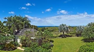 Coco de Mer villa in Sandy Lane, Barbados