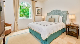 Coral Breeze villa in Mullins, Barbados