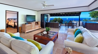 Coral Cove 15 - Penthouse villa in Paynes Bay, Barbados
