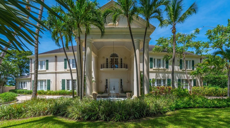 Cove Spring House villa in The Garden, Barbados