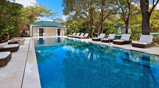 Crystal Springs villa in The Garden, Barbados