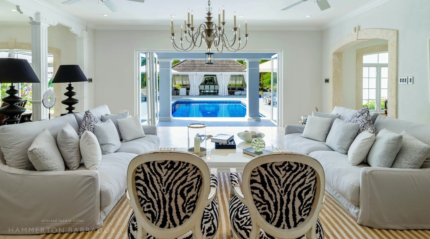 Tradewinds villa in Sandy Lane, Barbados