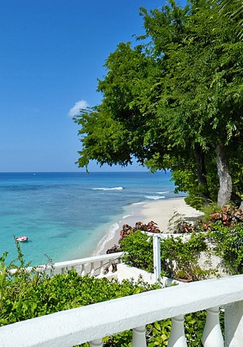 Whitegates villa in The Garden, Barbados