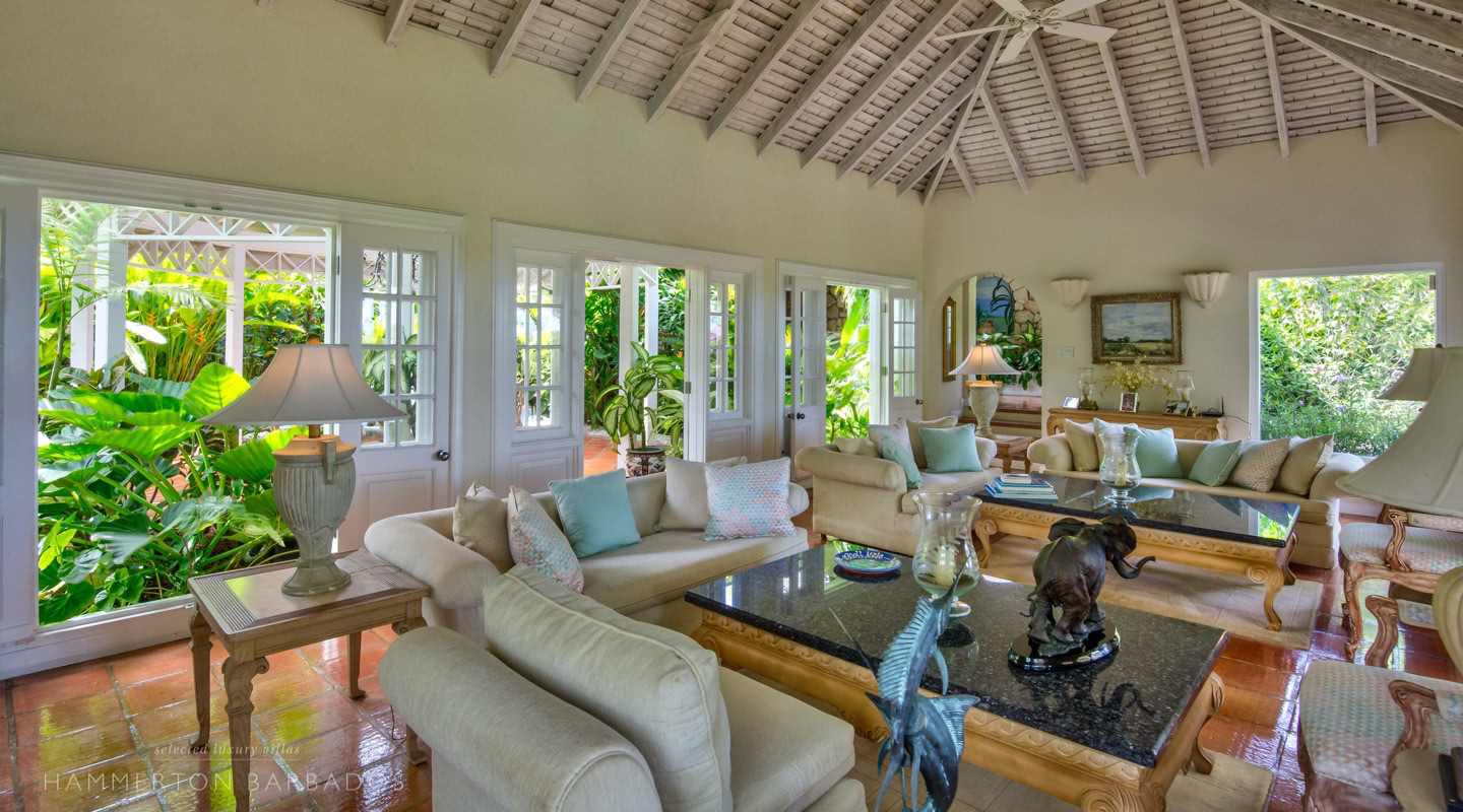 Highlands villa in Sandy Lane, Barbados