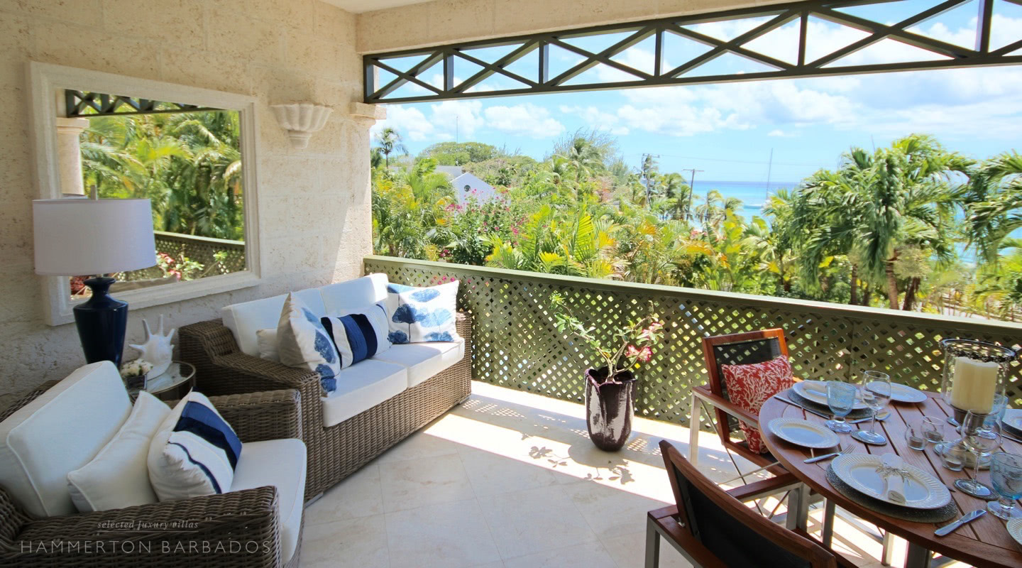 Beacon Hill 203 - Ocean View villa in Mullins, Barbados