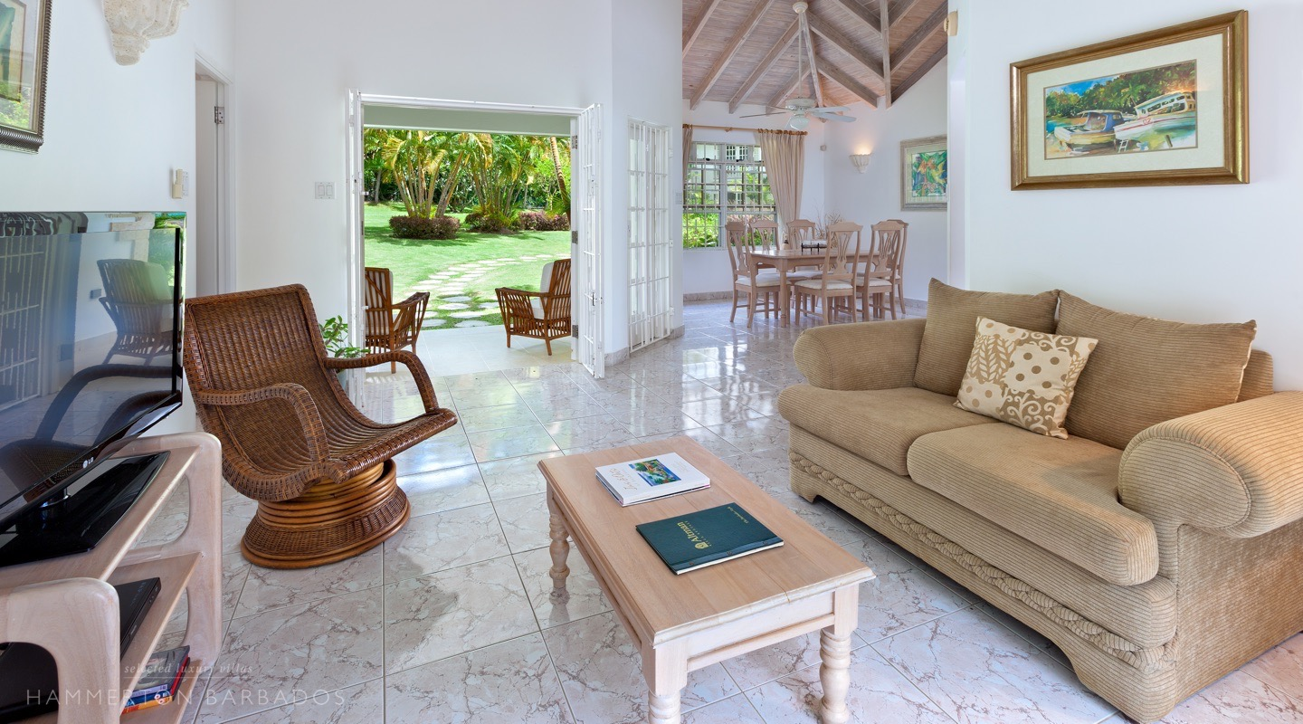 Rose of Sharon villa in Sandy Lane, Barbados