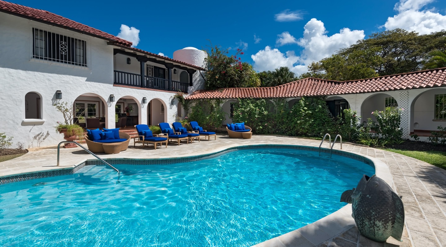 Elsewhere villa in Sandy Lane, Barbados