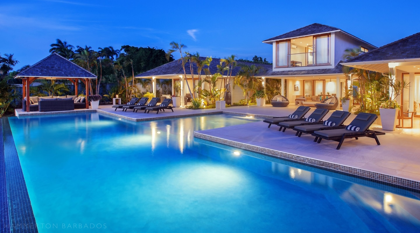 Elysium villa in Coral Cliff Ridge, Barbados