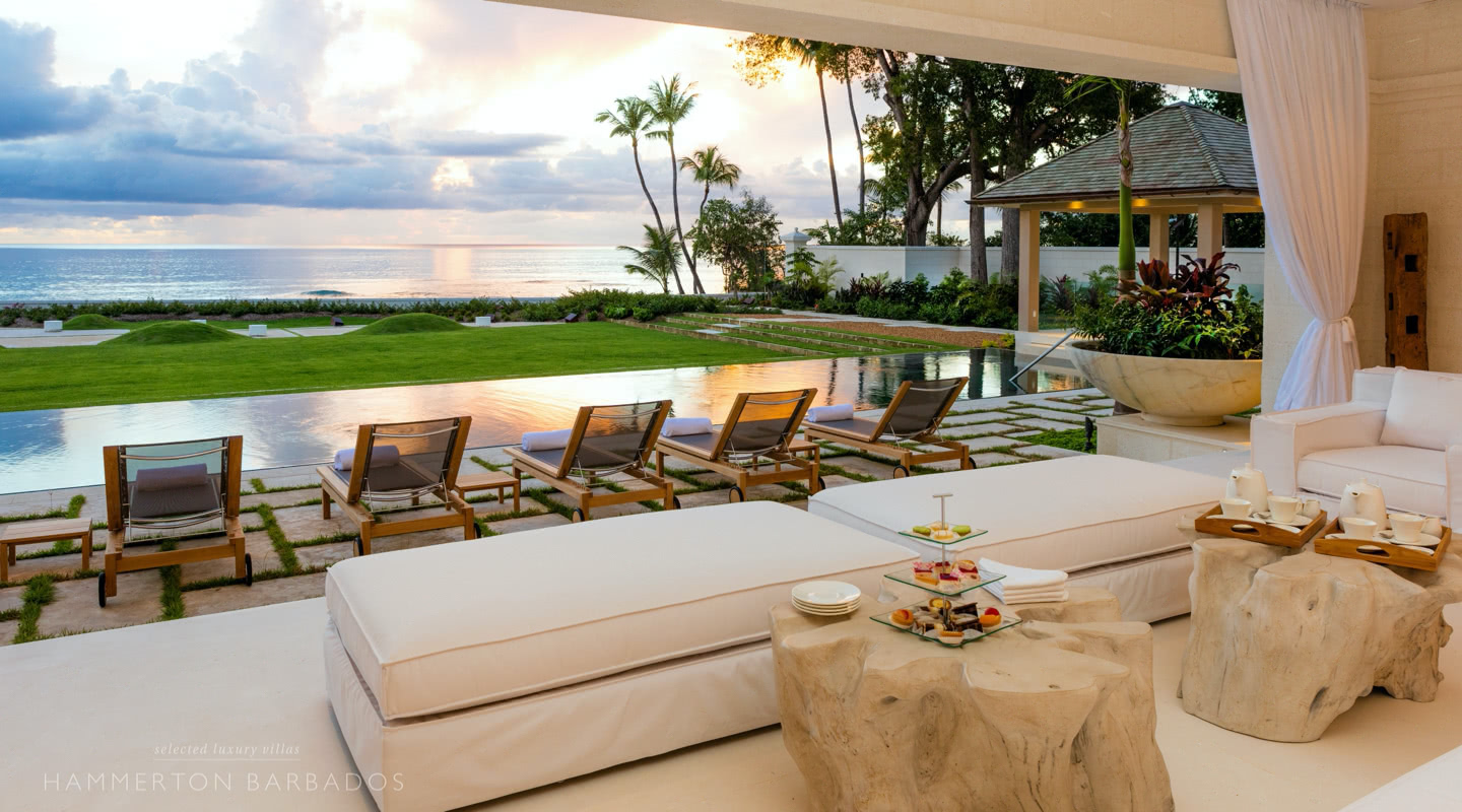 Godings Beach House villa in Speightstown, Barbados