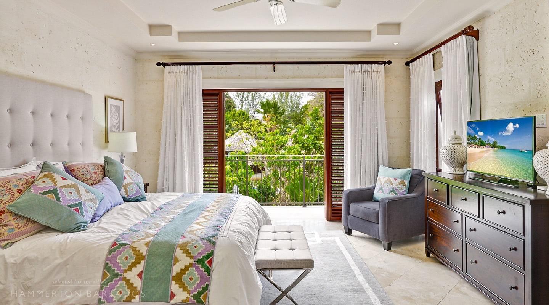 No.10 Claridges villa in Gibbs, Barbados