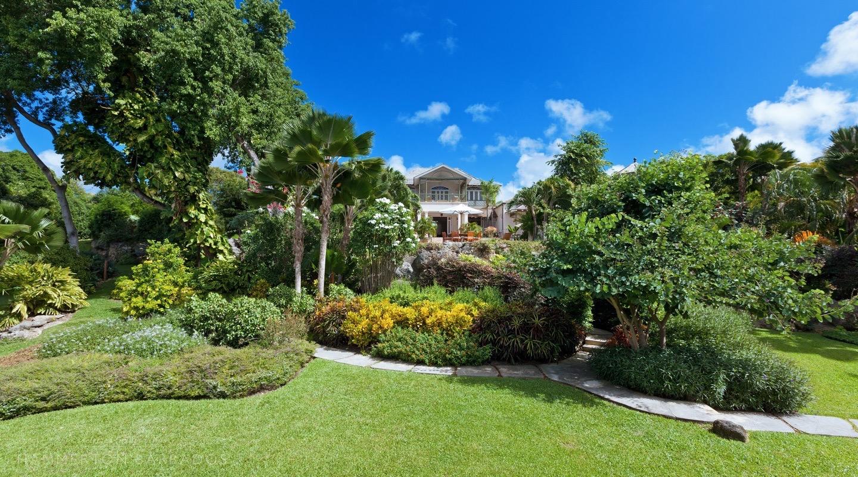 Gardenia villa in The Garden, Barbados