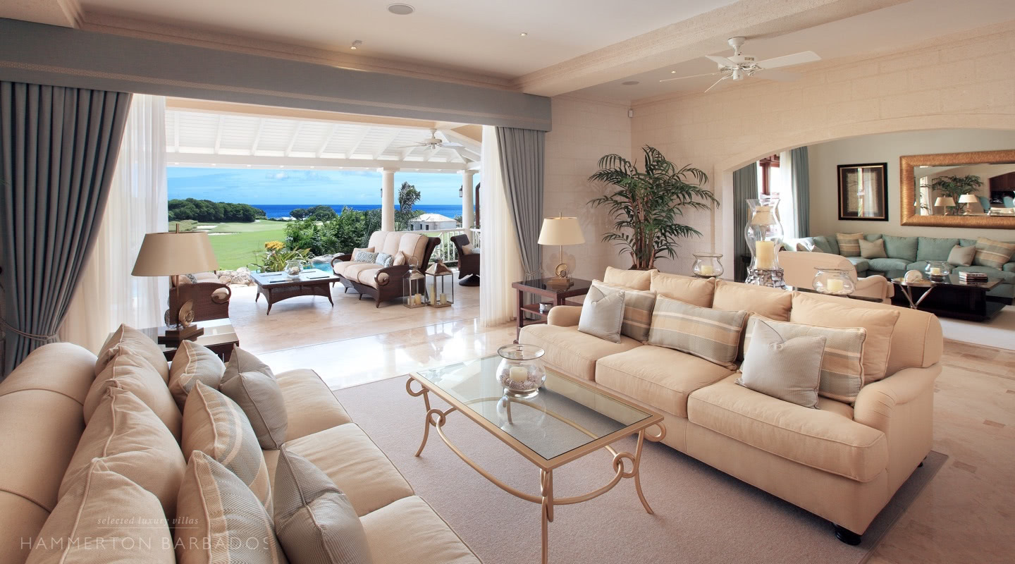 The Westerings - Ocean Drive villa in Royal Westmoreland, Barbados