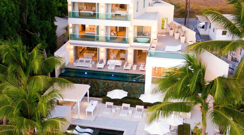 Footprints villa in Porters, Barbados