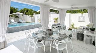 Footprints South Cottage villa in Porters, Barbados