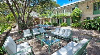 Fustic House villa in Fustic Village, Barbados