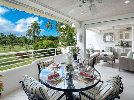 Glitter Bay 212 villa in Porters, Barbados