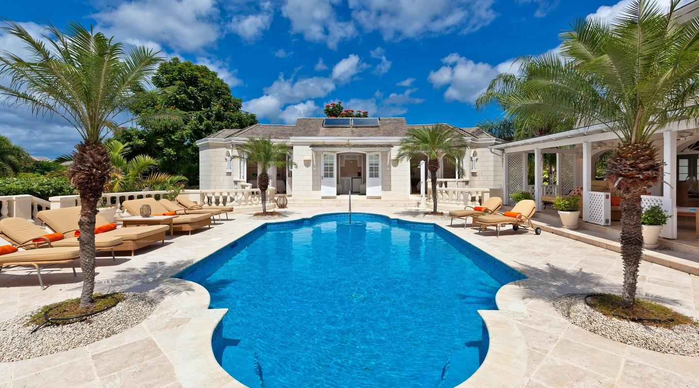 Half Century House villa in Sugar Hill, Barbados