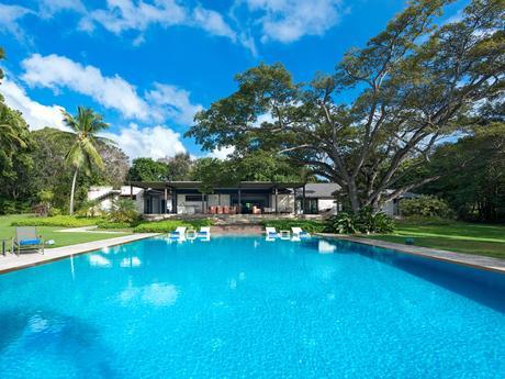 Happy Trees villa in Sandy Lane, Barbados