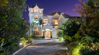 Hectors House villa in Silver Sands, Barbados