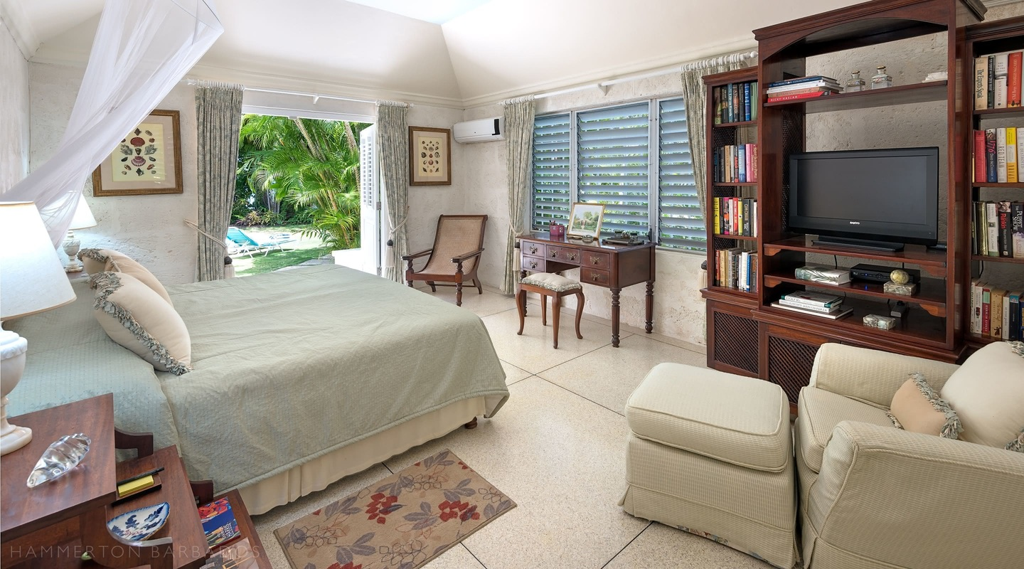 Heronetta villa in Sandy Lane, Barbados